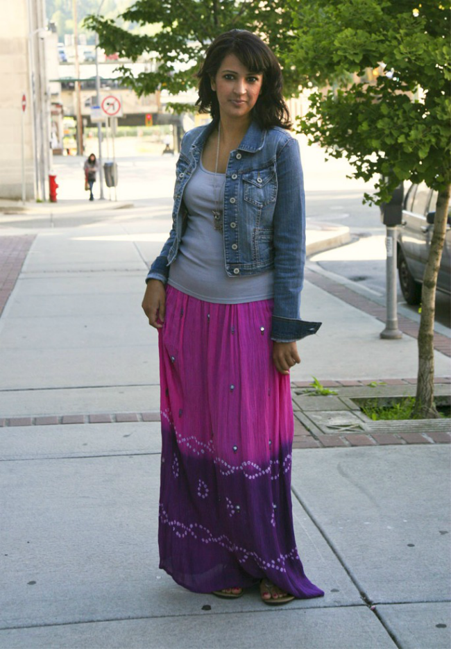 Outfit Inspiration: Channeling Your Inner Desi Girl.