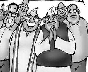 political parties.