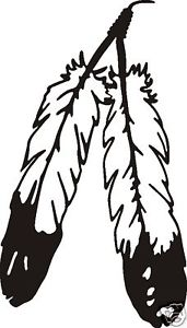 Showing post & media for Symbols clip art feathers indian.