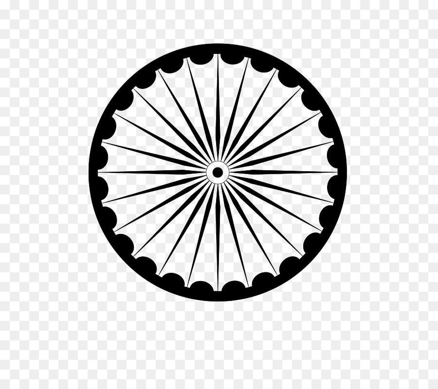 India Flag Emblem png download.