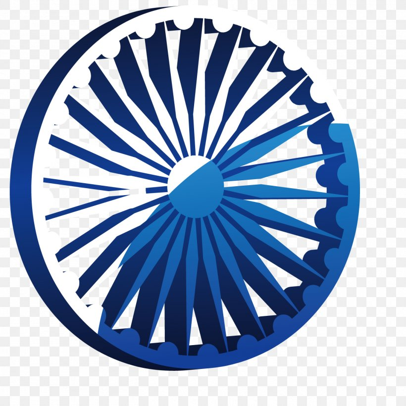 The Red Fort Wheel Flag Of India Ashoka Chakra, PNG.