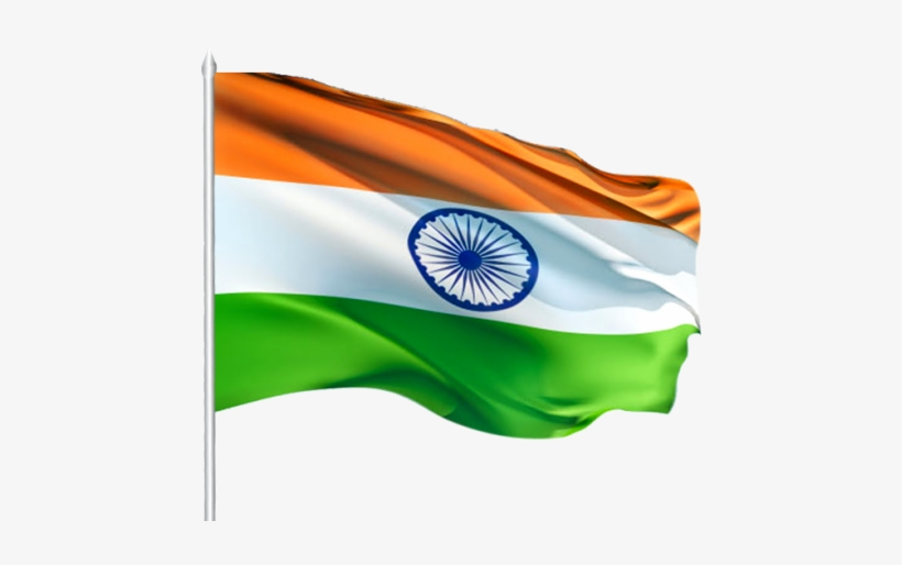 India Flag Clipart Transparent.