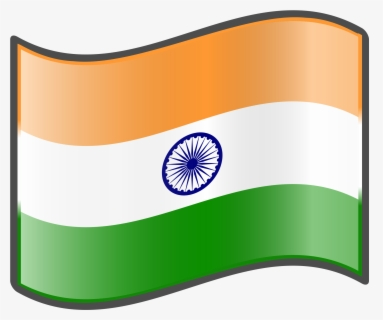 Free Indian Flag Clip Art with No Background.