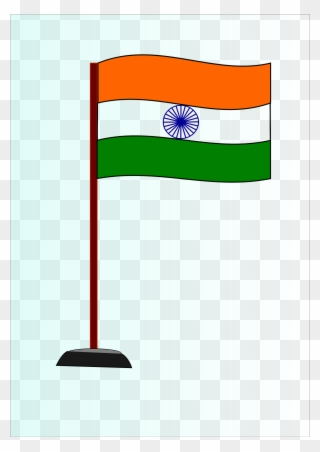 Free PNG Indian Flag Clip Art Download.