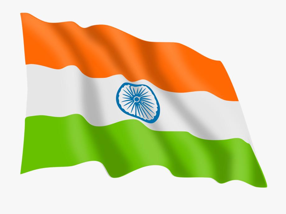 Flag India.