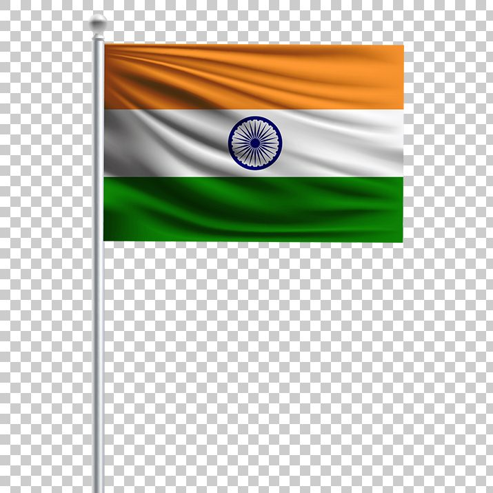 Flying Indian Flag PNG Image Free Download searchpng.com.