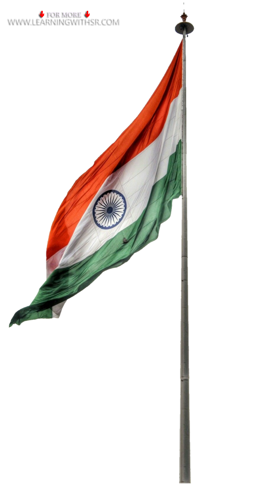 HD Indian flag png download,hd Flag png 15 august, Tiranga Hd png.