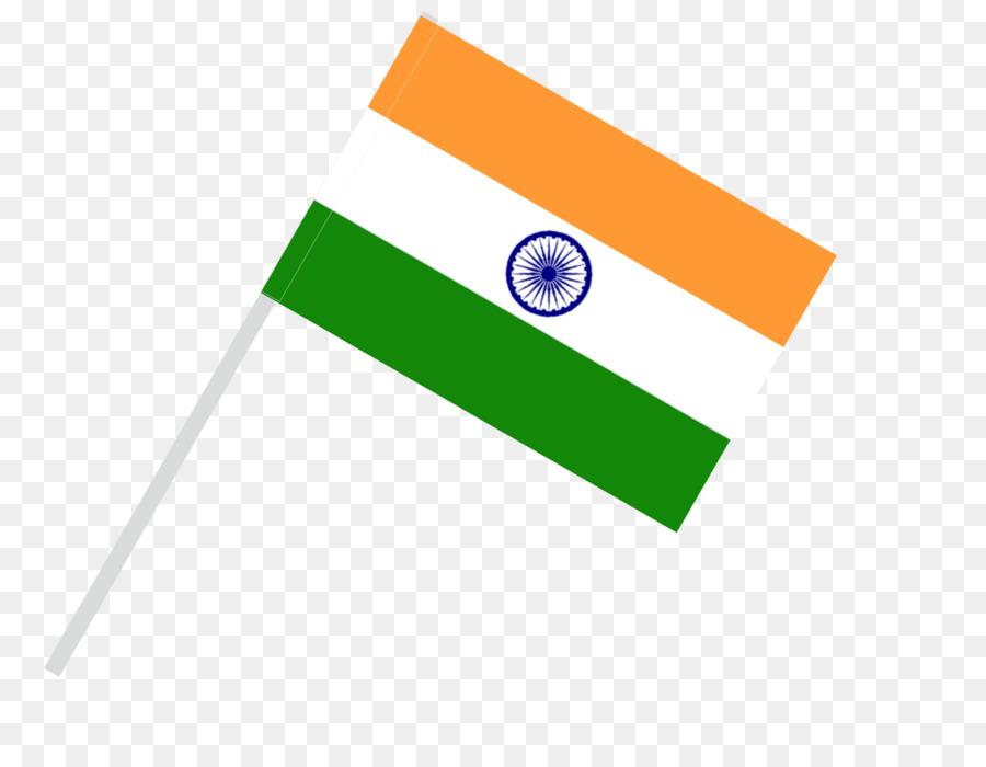 India Flag Logo clipart.