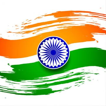 Indian Flag Png, Vector, PSD, and Clipart With Transparent.