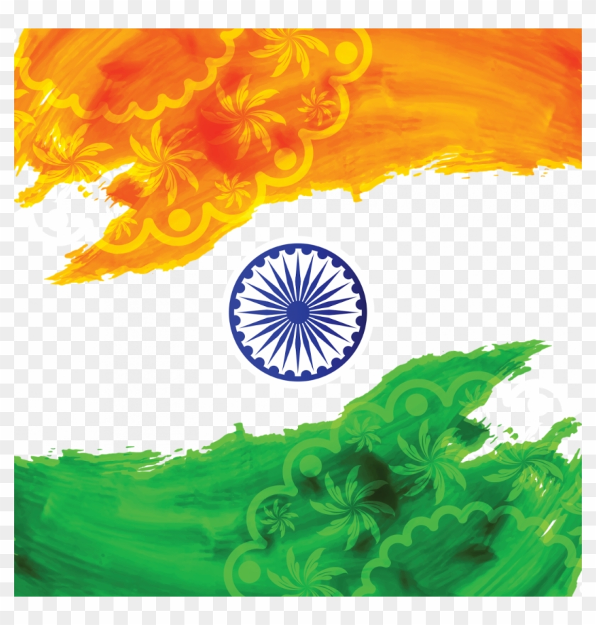 Indian Flag Hd Picture Png.