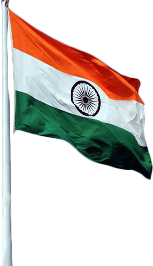 HD Indian Flag Hd Png Transparent PNG Image Download.