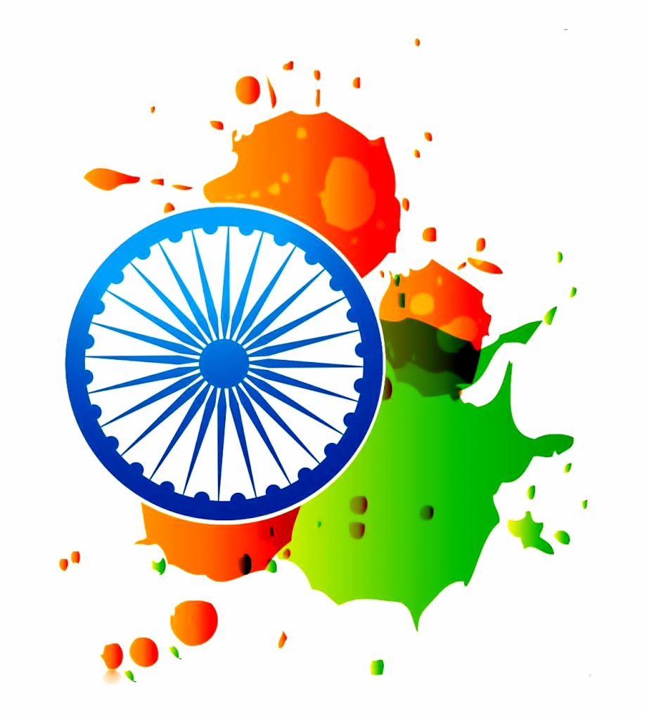 Indian Flag Png Transparent Image.