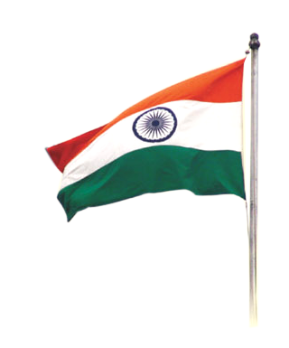 indian flag png download for independence day and republic day.