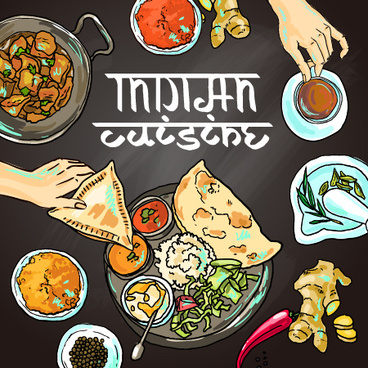 Indian food clip art free vector download (210,722 Free vector.