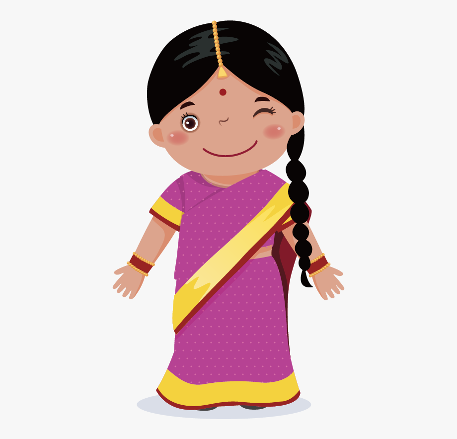 Graphic Royalty Free Download Black Baby Girl Clipart.