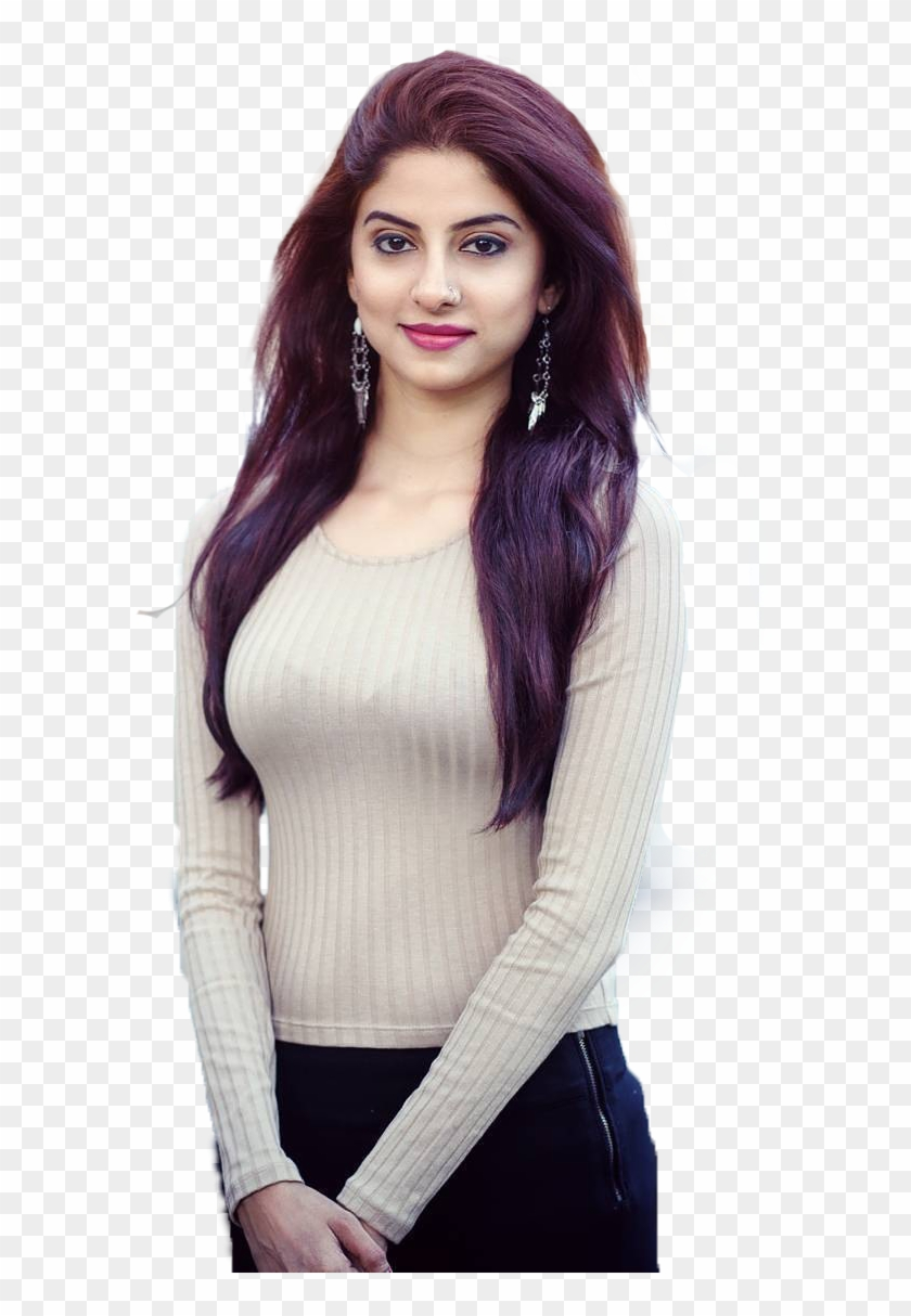 Indian Girl Png Download Image.
