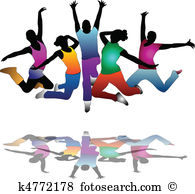 Dance Clip Art Illustrations. 55,393 dance clipart EPS vector.