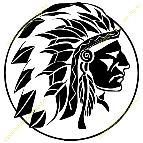 Indian Logo Clipart.