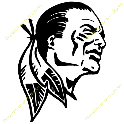 Free to use and share indian head clipart for your website.