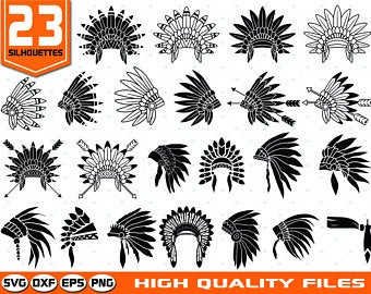 Download for free 10 PNG Headdress clipart simple Images With.