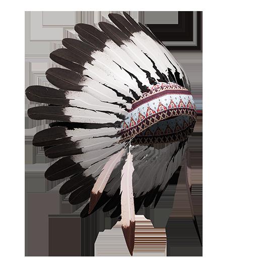 Indian Headdress Png Vector, Clipart, PSD.