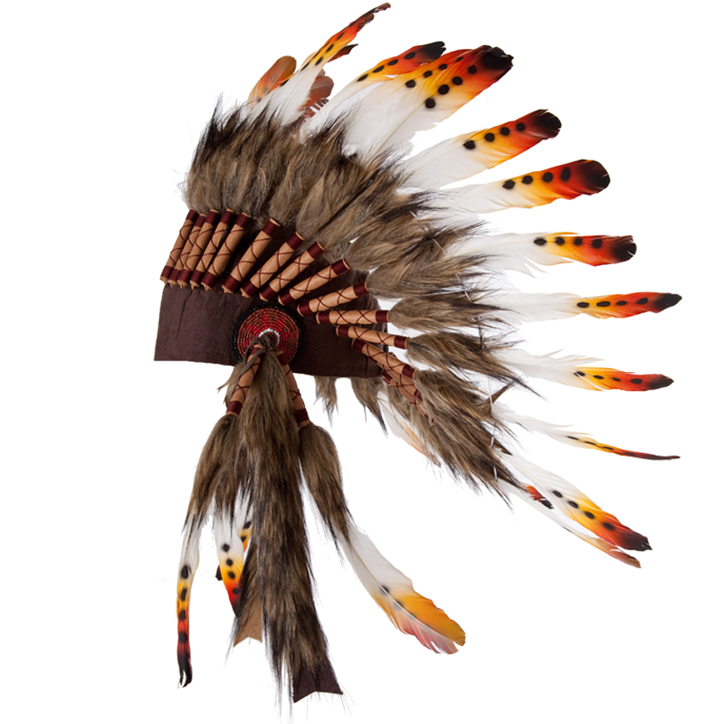 Indian Headdress Png (103+ Images In Col #537656.