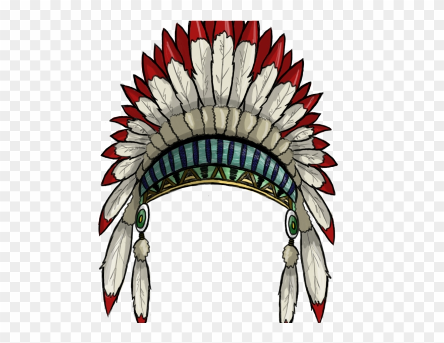 Download Pleasing Indian Headdress Clipart.