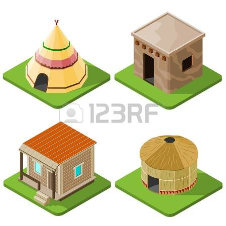 1,214 Indian Village Cliparts, Stock Vector And Royalty Free.