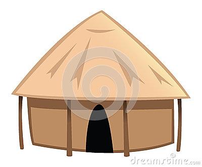 Indian Hut Stock Illustrations.