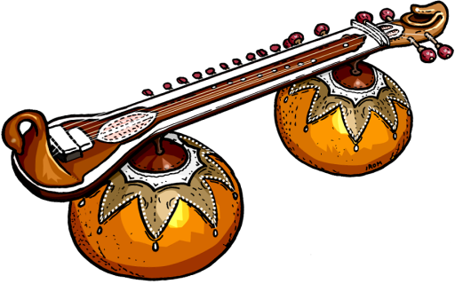 Indian Instruments Clipart Clipground