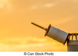 Stock Images of Indian spool for kite fighting.