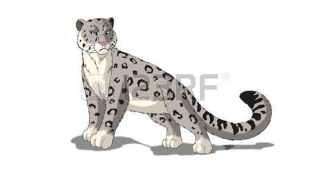 Leopard live clipart.