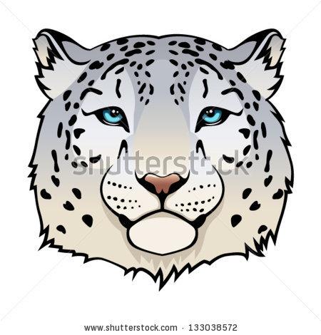 Snow Leopard Stock Photos, Royalty.