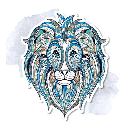 363 Indian Lion Stock Vector Illustration And Royalty Free Indian.