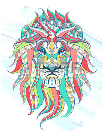 384 Indian Lion Stock Vector Illustration And Royalty Free Indian.