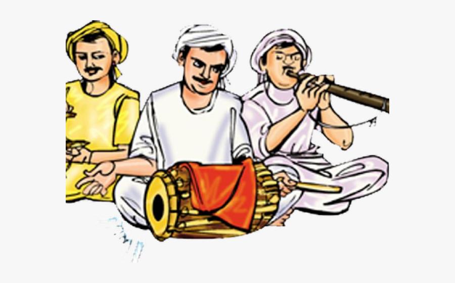 Tabla Clipart Indian Shadi Colour.