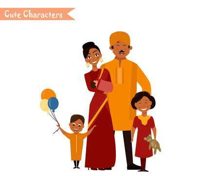 Clipart of indian mother 3 » Clipart Portal.