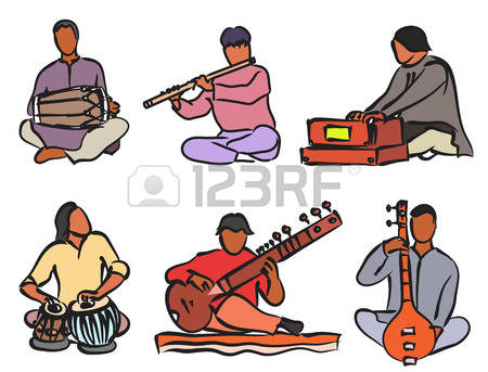 1,607 Indian Music Stock Illustrations, Cliparts And Royalty Free.
