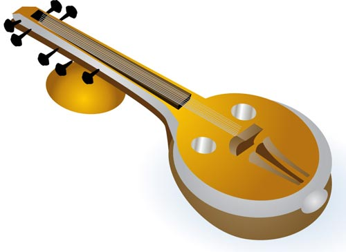 Indian music instruments clipart 12 » Clipart Station.