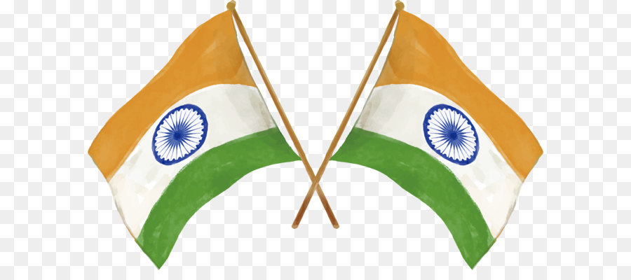 India Independence Day Background Watercolor png download.