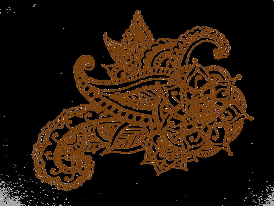 Paisley clipart indian hindu, Paisley indian hindu.