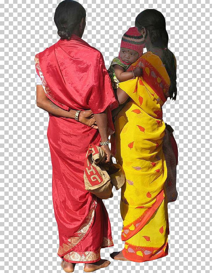 Indian People Yellow Sari Women In India PNG, Clipart, Costume.