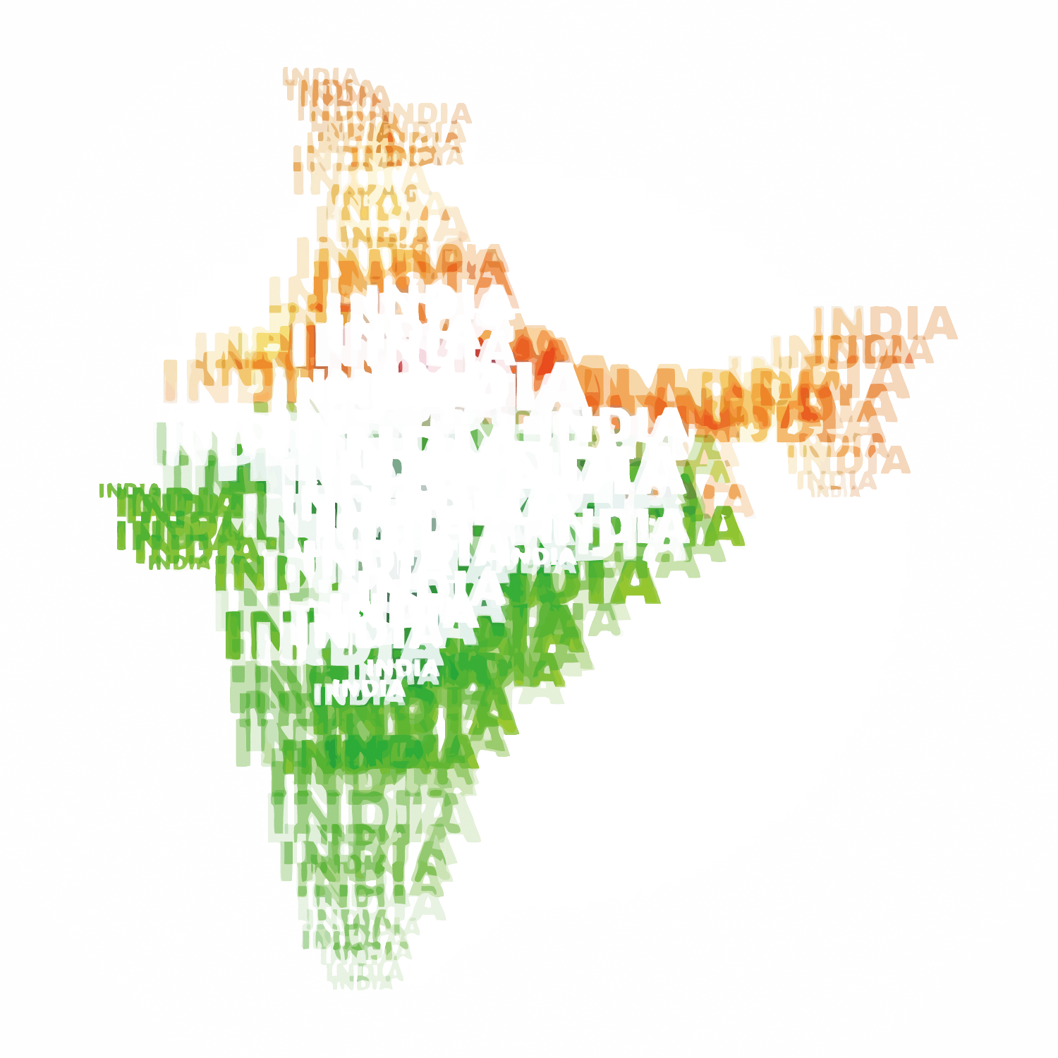 India Map PNG Images Transparent Free Download.