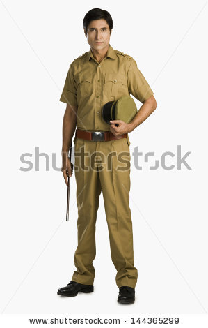 """""""indian Police"""" Stock Images, Royalty."""