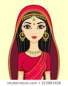 Indian princess clipart 2 » Clipart Portal.