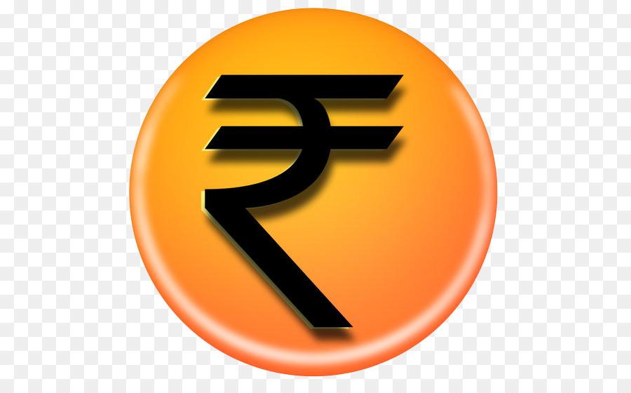 Rupee Symbol clipart.