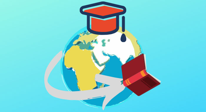 STUDY ABROAD ADMISSION — Scholarships for Indian students to.