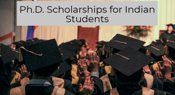 PhD Scholarships.