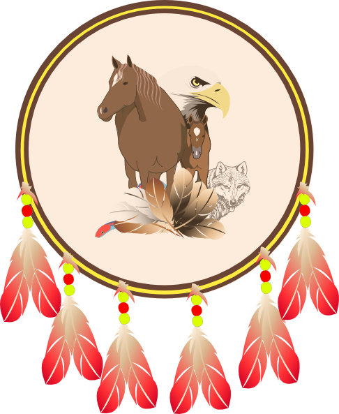 Indian Shield Clip Art at Clker.com.