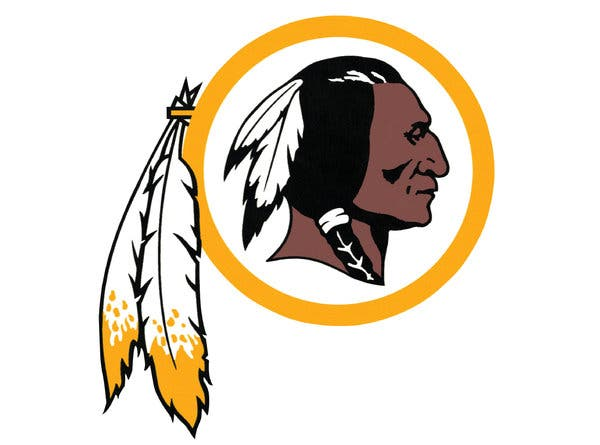 Who Made That Redskins Logo?.